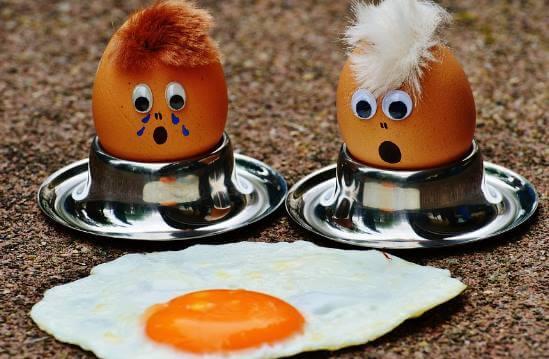 aky vplyv maju vajcia na nase zdravie skodia ci prospievaju